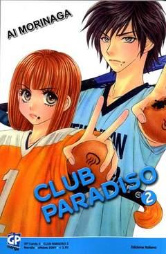 Copertina CLUB PARADISO n.2 - CLUB PARADISO, GP PUBLISHING