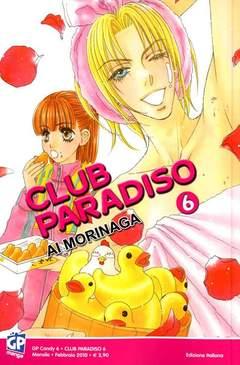 Copertina CLUB PARADISO n.6 - CLUB PARADISO, GP PUBLISHING
