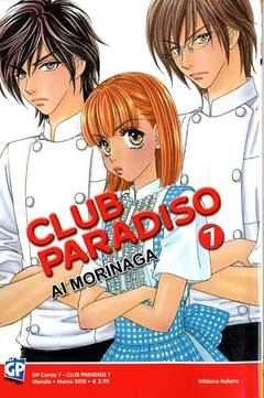 Copertina CLUB PARADISO n.7 - CLUB PARADISO, GP PUBLISHING