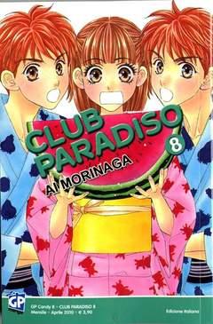 Copertina CLUB PARADISO n.8 - CLUB PARADISO, GP PUBLISHING