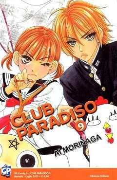 Copertina CLUB PARADISO n.9 - CLUB PARADISO, GP PUBLISHING