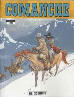 Copertina COMANCHE n.4 - GLI SCERIFFI, GP PUBLISHING