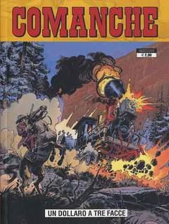 Copertina COMANCHE n.6 - UN DOLLARO A TRE FACCE, GP PUBLISHING
