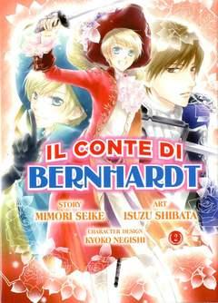 Copertina CONTE DI BERNHARDT (m6) n.2 - CONTE DI BERNHARDT 2, GP PUBLISHING