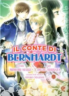 Copertina CONTE DI BERNHARDT (m6) n.3 - CONTE DI BERNHARDT, GP PUBLISHING