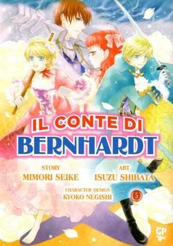 Copertina CONTE DI BERNHARDT (m6) n.5 - IL CONTE DI BERNHARDT, GP PUBLISHING
