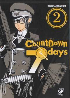 Copertina COUNTDOWN 7 DAYS (m4) n.2 - COUNTDOWN 7 DAYS, GP PUBLISHING