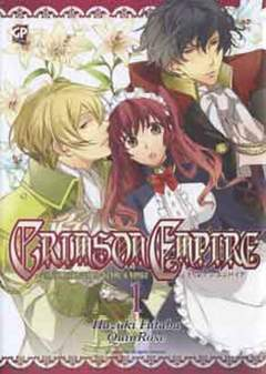Copertina CRIMSON EMPIRE (m3) n.1 - CRIMSON EMPIRE, GP PUBLISHING