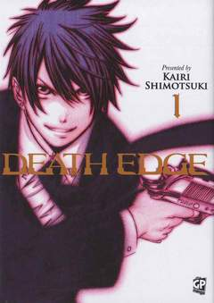 Copertina DEATH EDGE n.1 - DEATH EDGE, GP PUBLISHING