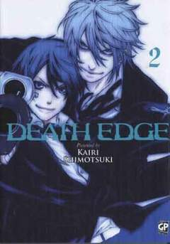 Copertina DEATH EDGE n.2 - DEATH EDGE, GP PUBLISHING