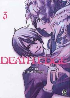 Copertina DEATH EDGE n.3 - DEATH EDGE, GP PUBLISHING