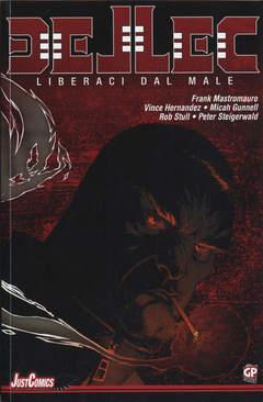 Copertina DELLEC n. - LIBERACI DAL MALE, GP PUBLISHING