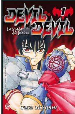 Copertina DEVIL & DEVIL (m15) n.1 - DEVIL & DEVIL, GP PUBLISHING