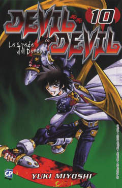 Copertina DEVIL & DEVIL (m15) n.10 - DEVIL & DEVIL, GP PUBLISHING