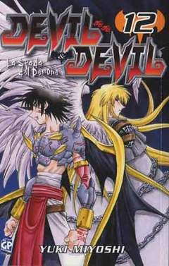 Copertina DEVIL & DEVIL (m15) n.12 - DEVIL & DEVIL, GP PUBLISHING