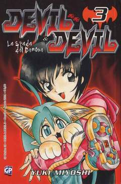 Copertina DEVIL & DEVIL (m15) n.3 - DEVIL & DEVIL, GP PUBLISHING
