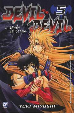 Copertina DEVIL & DEVIL (m15) n.5 - DEVIL & DEVIL , GP PUBLISHING