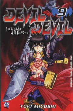 Copertina DEVIL & DEVIL (m15) n.9 - DEVIL & DEVIL, GP PUBLISHING