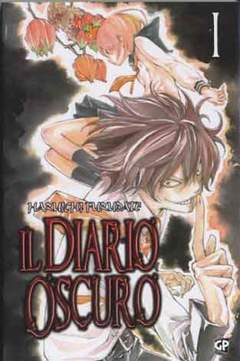 Copertina DIARIO OSCURO (m3) n.1 - IL DIARIO OSCURO, GP PUBLISHING