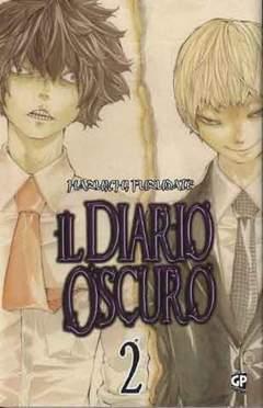 Copertina DIARIO OSCURO (m3) n.2 - IL DIARIO OSCURO, GP PUBLISHING