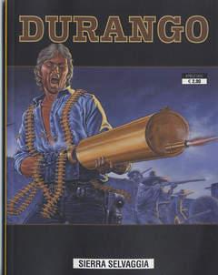 Copertina DURANGO n.3 - SIERRA SELVAGGIA, GP PUBLISHING