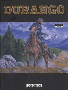 Copertina DURANGO n.6 - COLORADO, GP PUBLISHING