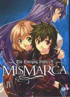 Copertina EMERGING STORY OF MISMARCA m4 n.4 - THE EMERGING STORY OF MISMARCA, GP PUBLISHING