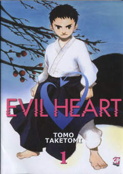 Copertina EVIL HEART (m3) n.1 - EVIL HEART, GP PUBLISHING