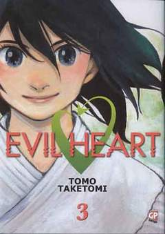 Copertina EVIL HEART (m3) n.3 - EVIL HEART, GP PUBLISHING