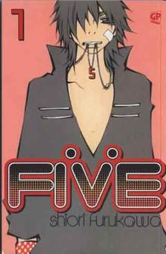 Copertina FIVE n.1 - FIVE, GP PUBLISHING