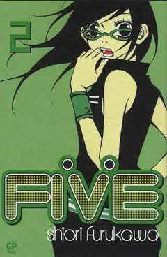 Copertina FIVE n.2 - FIVE, GP PUBLISHING