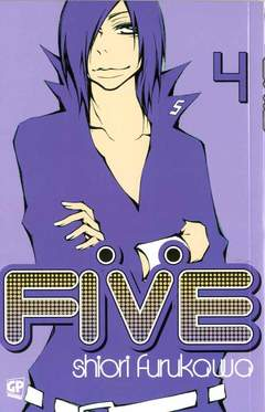 Copertina FIVE n.4 - FIVE, GP PUBLISHING