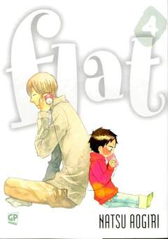 Copertina FLAT (m8) n.4 - FLAT, GP PUBLISHING
