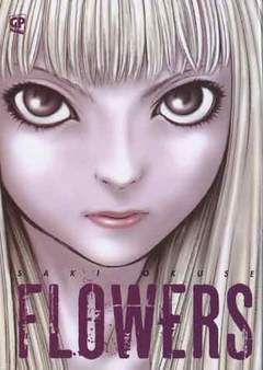 Copertina FLOWERS n. - FLOWERS, GP PUBLISHING
