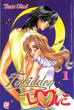 Copertina FORBIDDEN LOVE (m10) n.1 - GP GENERATION, GP PUBLISHING