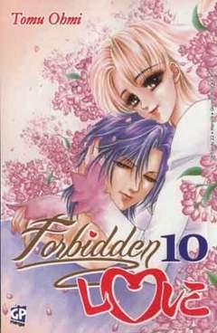 Copertina FORBIDDEN LOVE (m10) n.10 - FORBIDDEN LOVE, GP PUBLISHING