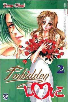 Copertina FORBIDDEN LOVE (m10) n.2 - GP GENERATION, GP PUBLISHING