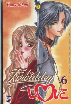 Copertina FORBIDDEN LOVE (m10) n.6 - FORBIDDEN LOVE, GP PUBLISHING