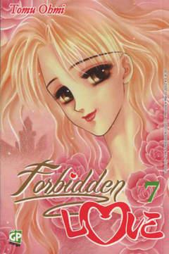 Copertina FORBIDDEN LOVE (m10) n.7 - FORBIDDEN LOVE, GP PUBLISHING