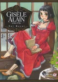 Copertina GISELE ALAIN n.1 - GISELE ALAIN, GP PUBLISHING