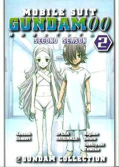 Copertina GUNDAM 00 SECOND SEASON (m4) n.2 - GUNDAM 00 SECOND SEASON, GP PUBLISHING