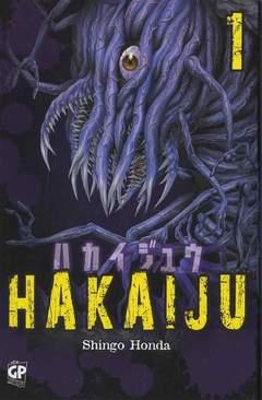 Copertina HAKAIJU n.1 - HAKAIJU, GP PUBLISHING