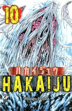 Copertina HAKAIJU n.10 - HAKAIJU, GP PUBLISHING