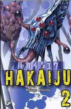 Copertina HAKAIJU n.2 - HAKAIJU, GP PUBLISHING