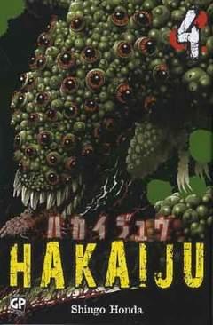 Copertina HAKAIJU n.4 - HAKAIJU, GP PUBLISHING