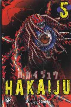 Copertina HAKAIJU n.5 - HAKAIJU, GP PUBLISHING