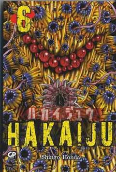 Copertina HAKAIJU n.6 - HAKAIJU, GP PUBLISHING