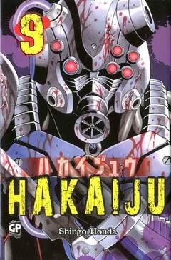 Copertina HAKAIJU n.9 - HAKAIJU, GP PUBLISHING