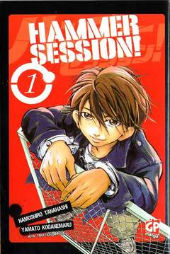 Copertina HAMMER SESSION (m11) n.1 - HAMMER SESSION, GP PUBLISHING