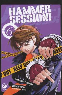 Copertina HAMMER SESSION (m11) n.6 - HAMMER SESSION , GP PUBLISHING